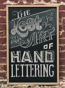 color it simple diy chalkboard lettering for dummies With chalk art lettering