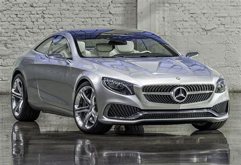 mercedes benz concept  class coupe kharakteristiki