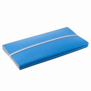 Decathlon Tapis De Sol : tapis de sol pliable 520 gym stretching bleu domyos by ~ Melissatoandfro.com Idées de Décoration