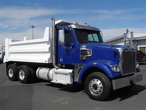 2011 Freightliner Coronado 122 Sd Tandem Axle Dump Truck