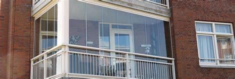 Balkon Wintergarten Folie by Balkon Mit Glas Balkon Verglasung Mit Klemmhalter Balkon