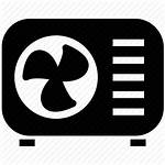 Icon Heating Heater Fan Air Icons Electric