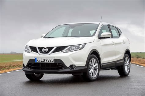 qashqai named safest small family car of 2014 nissan