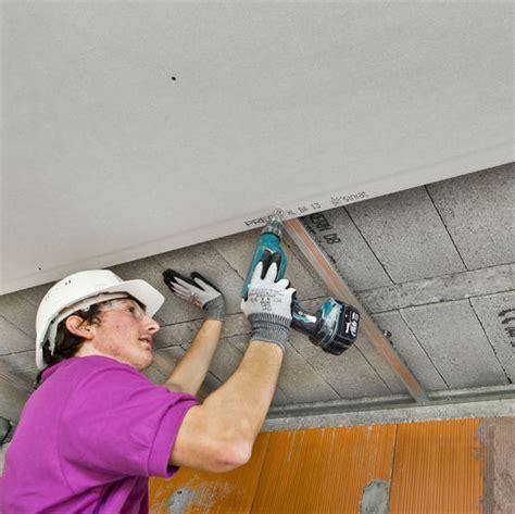 plaque de platre pour plafond plaque de pl 226 tre pour faux plafond 224 entraxe 233 largi siniat