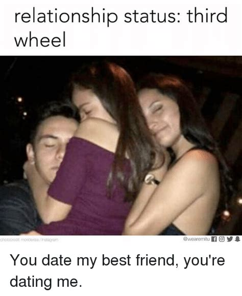 3rd Wheel Meme 17 Third Wheel Memes For Who Are Always Alone