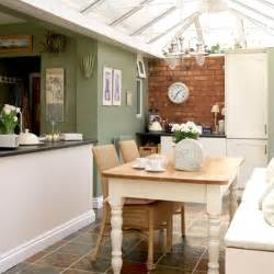 kitchen conservatory ideas rustic kitchen diner 10 ways to use a conservatory housetohome co uk