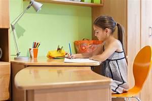 Bureau Pour Chambre : comment bien choisir un bureau pour un ado ~ Teatrodelosmanantiales.com Idées de Décoration