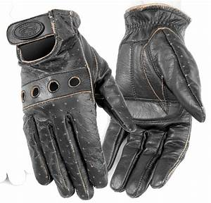River Road Outlaw Vintage Men's Leather Harley Touring ...