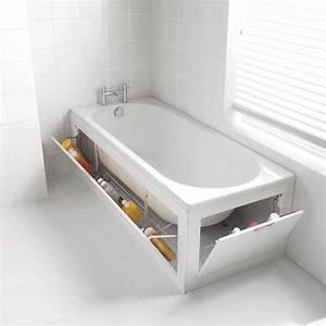Tablier Pour Baignoire : une solution astucieuse pour ranger vos affaires dans ~ Premium-room.com Idées de Décoration