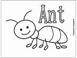 Coloring Pages Ant Bugs Bug Easy Printables Insect Insects Preschool Fun Pill Printable Drawing Crafts Activities Ants Peasy Easypeasyandfun Getcolorings sketch template