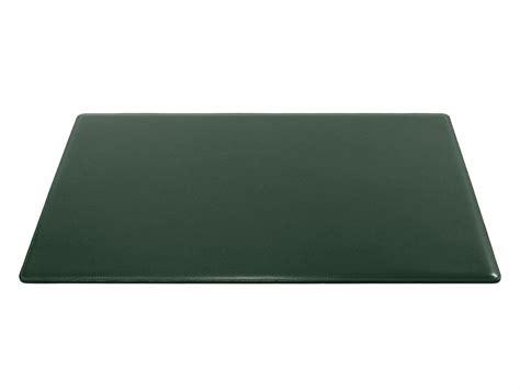 pc bureau apple sous de bureau en cuir vert sm700