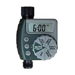 amazon com orbit one dial garden hose faucet water timer