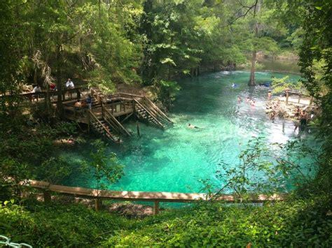 Madison Blue Spring State Park  Florida Hikes