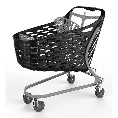 City shopping trolley 130 liters | Platform trolleys | Geck