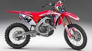 Honda 450 Crf : 2019 honda crf450 works edition motocross action magazine ~ Maxctalentgroup.com Avis de Voitures