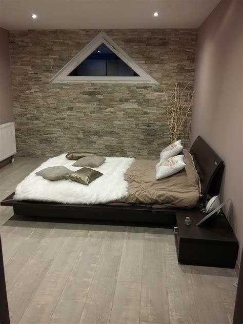 chambre taupe et beige bricolage de l 39 idée à la réalisation aménagement et