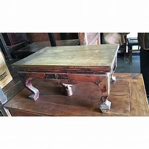 Table Basse Ancienne : table basse ancienne meubles ~ Dallasstarsshop.com Idées de Décoration