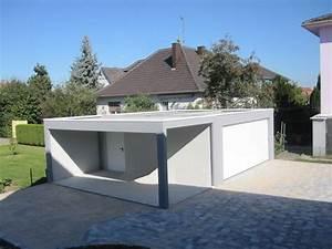 garage prefabrique ou construit 10 messages With garage en parpaing de 20m2