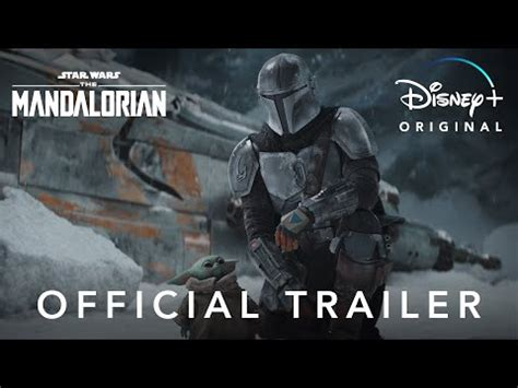 The Mandalorian season two gets new trailer – SEENIT