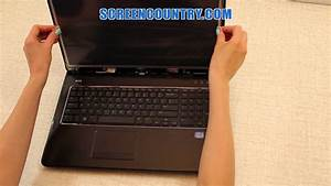 Lcd Screen Replacement Guide  Dell Inspiron 17r   How To