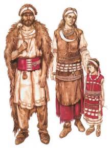 Neolithic People Clothing Women