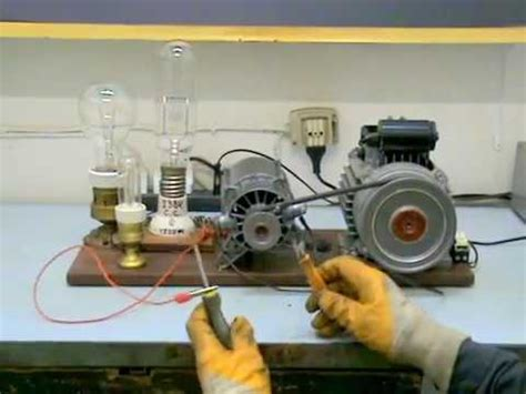 Electric Motor And Generator by Electric Motor Generator