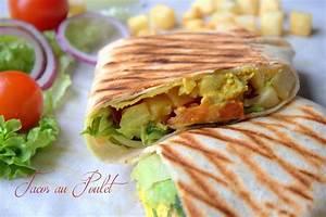 Recette Tacos Mexicain : tacos au poulet et garam massala recettes faciles ~ Farleysfitness.com Idées de Décoration