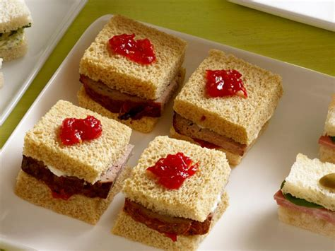 tea sandwiches recipes dinners  easy meal ideas