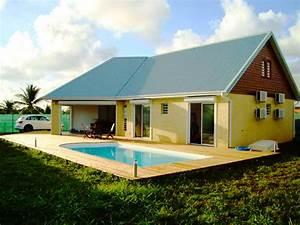Constucteur de villas en guadeloupe for Construction maison en guadeloupe
