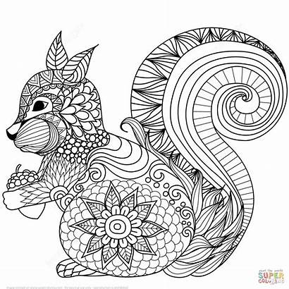 Coloring Zen Pages Printable Sheets Getcolorings Colorings