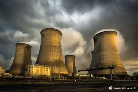drax power station north yorkshire power stations   uk