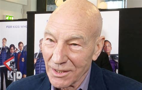 patrick stewart new series patrick stewart reveals new picard series could run for