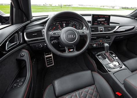 2018 Audi S6 Interior  News Cars Report