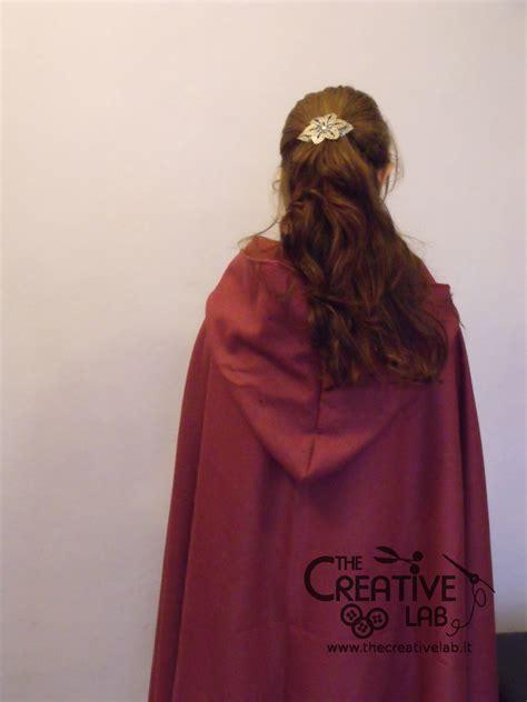 come fare ladari fai da te tutorial come fare un mantello medievale fai da