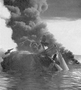Oil  Fire  And Fate  The Sinking Of The Uss Mississinewa