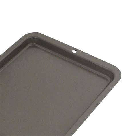 baking sheet oven pan cookie stick non toaster grill broil bake petite sheets
