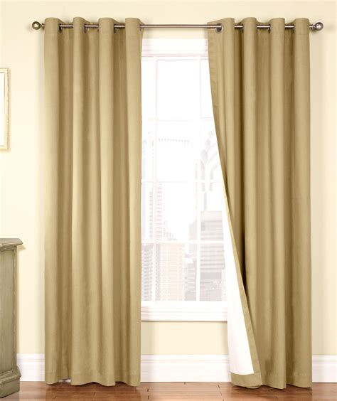 Deconovo Super Soft Eyelet Curtains Thermal Insulated