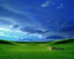 "The pride of Windows desktop – ""Bliss"" Wallpaper"