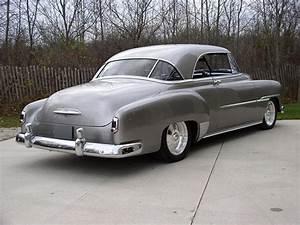 1951 Chevrolet Bel Air Custom 2 Door Hardtop