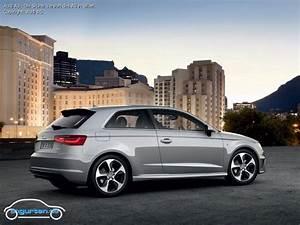 Audi A3 Versions : foto bild audi a3 die s line version des a3 in silber ~ Medecine-chirurgie-esthetiques.com Avis de Voitures