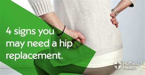 signs    hip replacement nuffield health