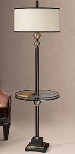 Mossy oak end table floor lampmossy oak blades versa for Realtree floor lamp