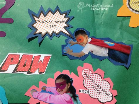 Super Hero Classroom Theme Ideas  Squarehead Teachers