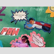 Super Hero Classroom Theme Ideas  Squarehead Teachers
