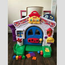 Fisher Price Laugh & Learn Home Door Play House  In East Calder, West Lothian Gumtree