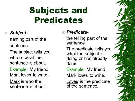 Sentences Unit Chapter One  Ppt Download