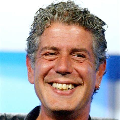 anthony bourdain television personality producer chef