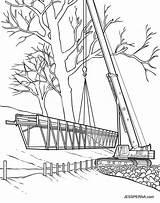 Crane Construction Coloring Attic Pages Belt Cartoon Drawings Getcolorings Printable Colorings Jessperna Template Getdrawings Link sketch template