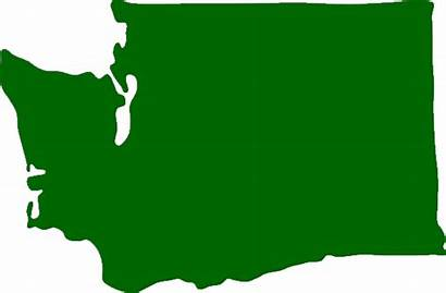 Washington State Clipart Outline Whidbey Map Clip