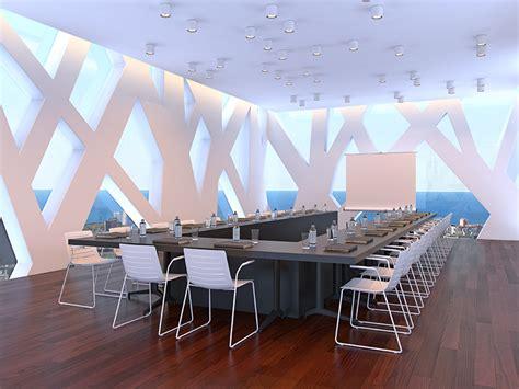 salle de bureau ambiance bureau moderne salle de reunion mobilier pour